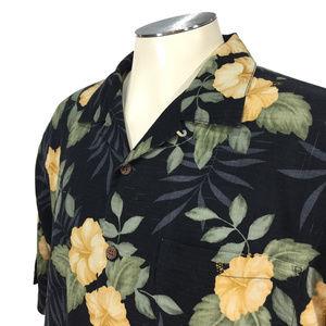 Tommy Bahama Hawaiian Button Camp Shirt